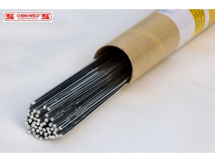 TIG drát třídy 1 pro titanové slitiny CHEM-WELD 610 W (Balení KG, Průměr 1,6 mm)