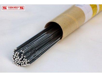 TIG drát pro chrom-niklové ocele CHEM-WELD 8200 W (Balení KG, Průměr 1,0 mm)