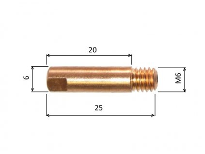 1687 pruvlak m6 0 6 mm