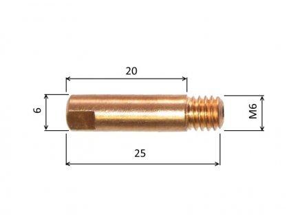 1690 pruvlak m6 0 8 mm