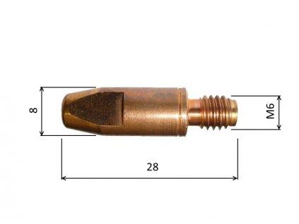 1702 pruvlak zesileny m6 1 0 mm