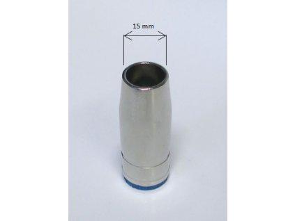 1723 hubice mb25 konicka 15 0 mm