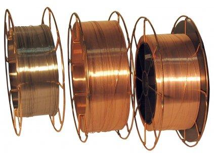 2797 mig gma drat na med hlinik bronz litinu pozink chem weld 906 pr 1 0 mm 12 5 kg civka