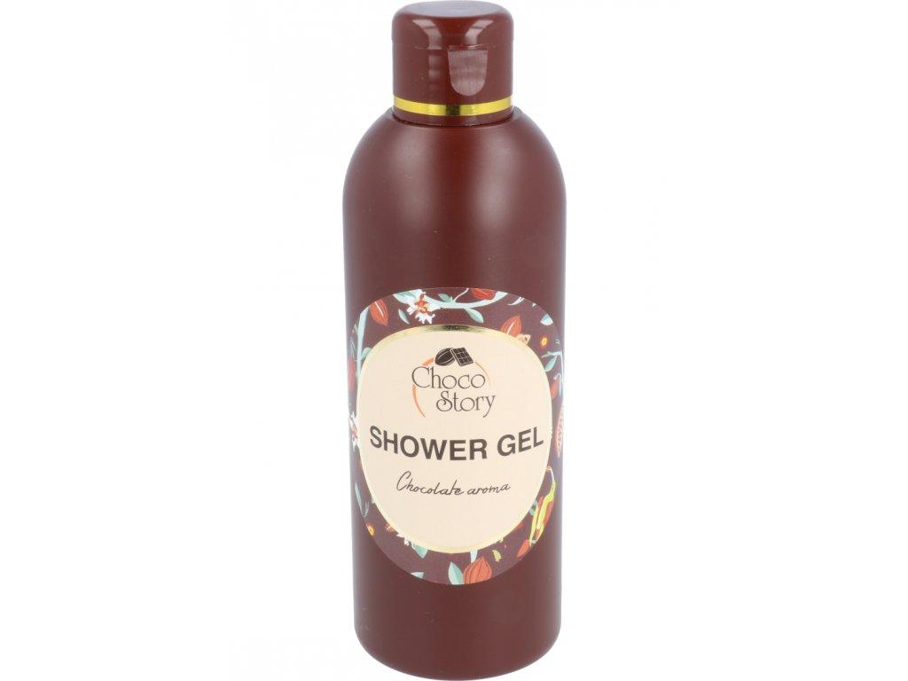 Čokoládový sprchový gel