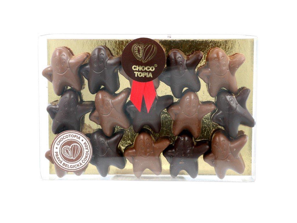 Pralinky Chocolala hořké + mléčné 195g