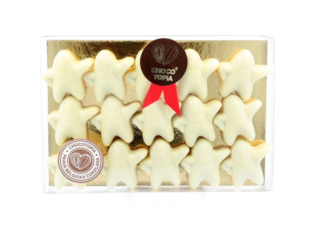 Pralinky Chocolala bílé 195g