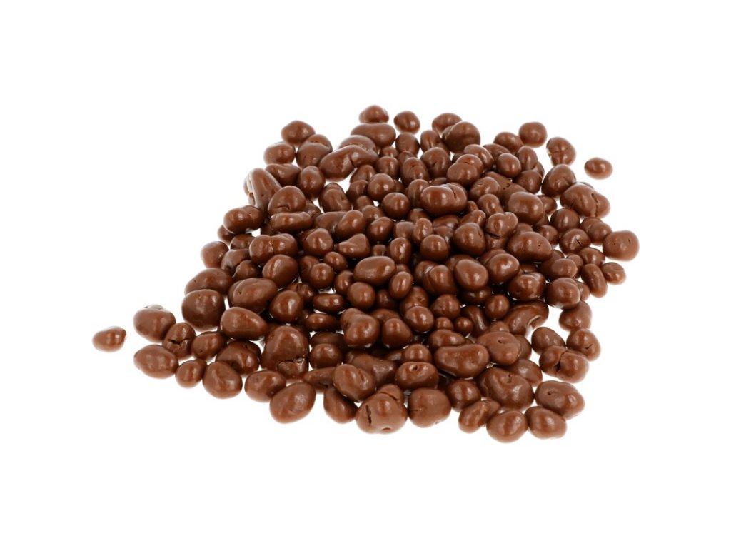 Chocotopia rozinky sultánky v pravé belgické mléčné čokoládě 36% 160g
