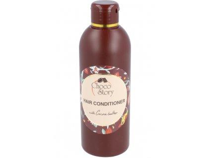 Čokoládový kondicionér na vlasy