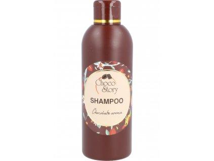 Čokoládový šampón
