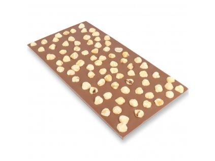 Maxi tabulka - lískový oříšek