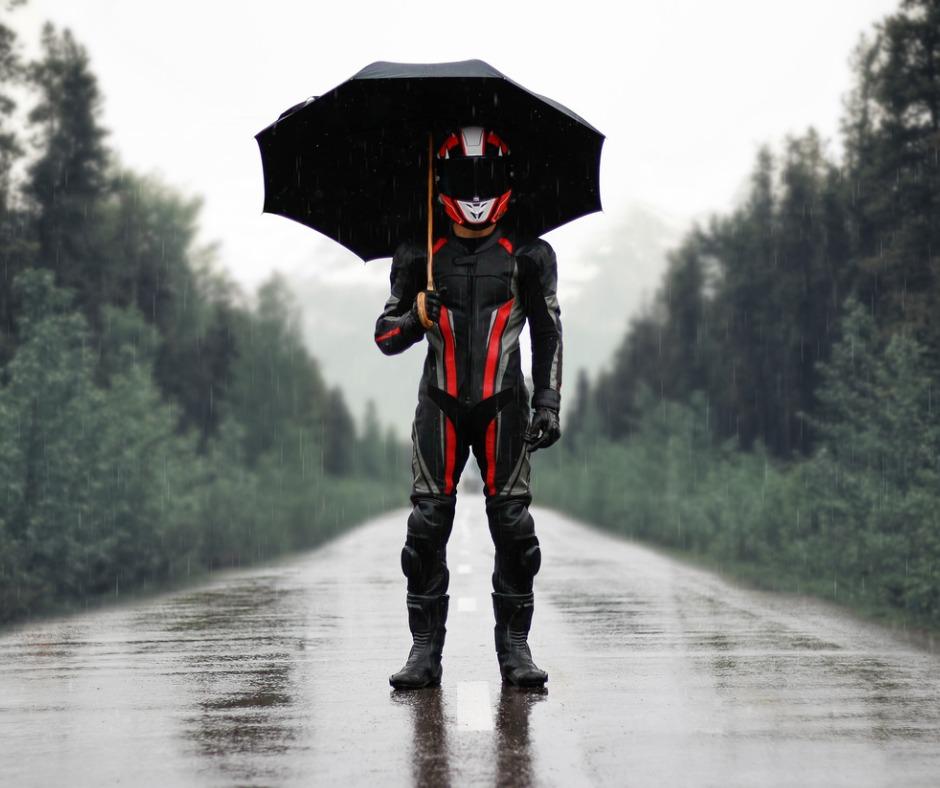Výbava  do  deště - poradíme  vám jak na  to.