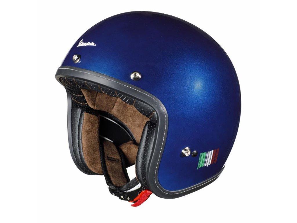 Vespa P-XENTIAL 2.0 tmavě modrá lesklá