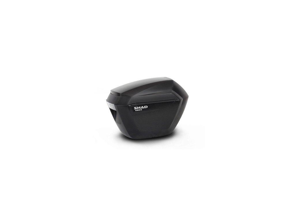 Boční kufry 23L černé (SHAD SH23)