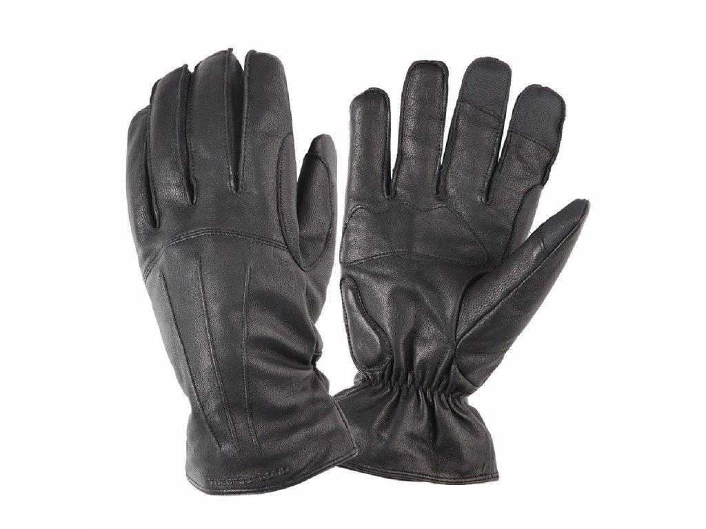 Rukavice TucanoUrbano - SOFTY ICON v černé nebo hnědé barvě