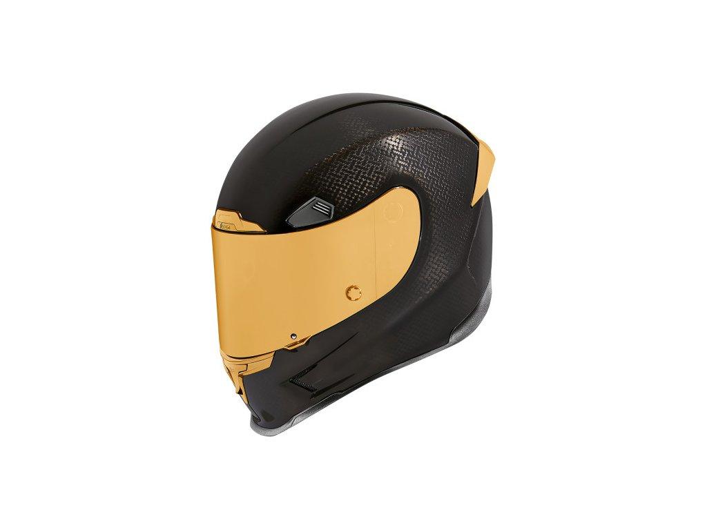 ICON Airframe Pro™ Carbon Gold Helmet