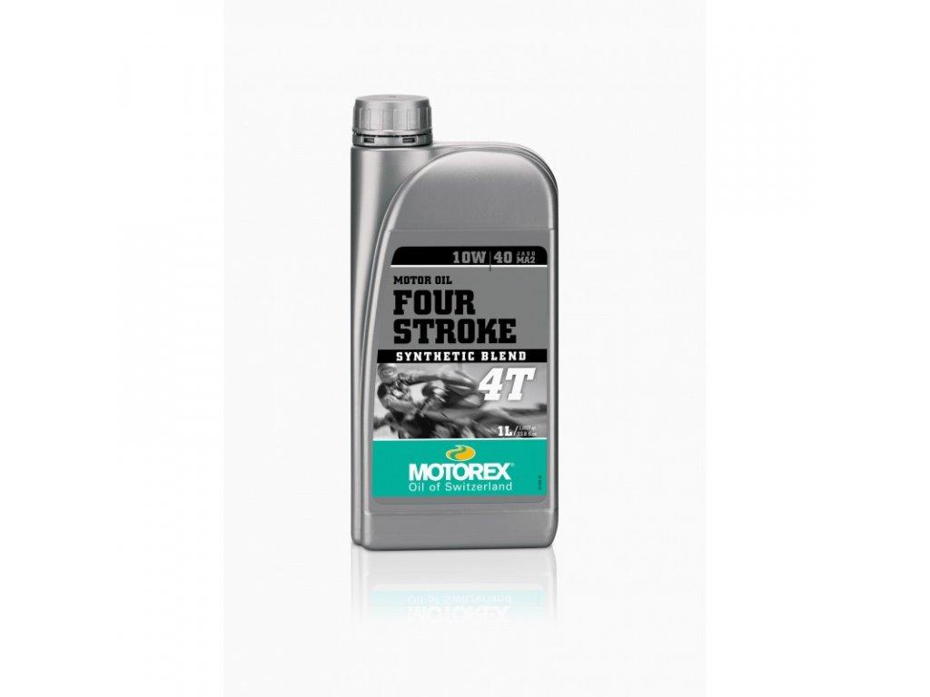 motorovy olej motorex four stroke 4t 10w40 1l
