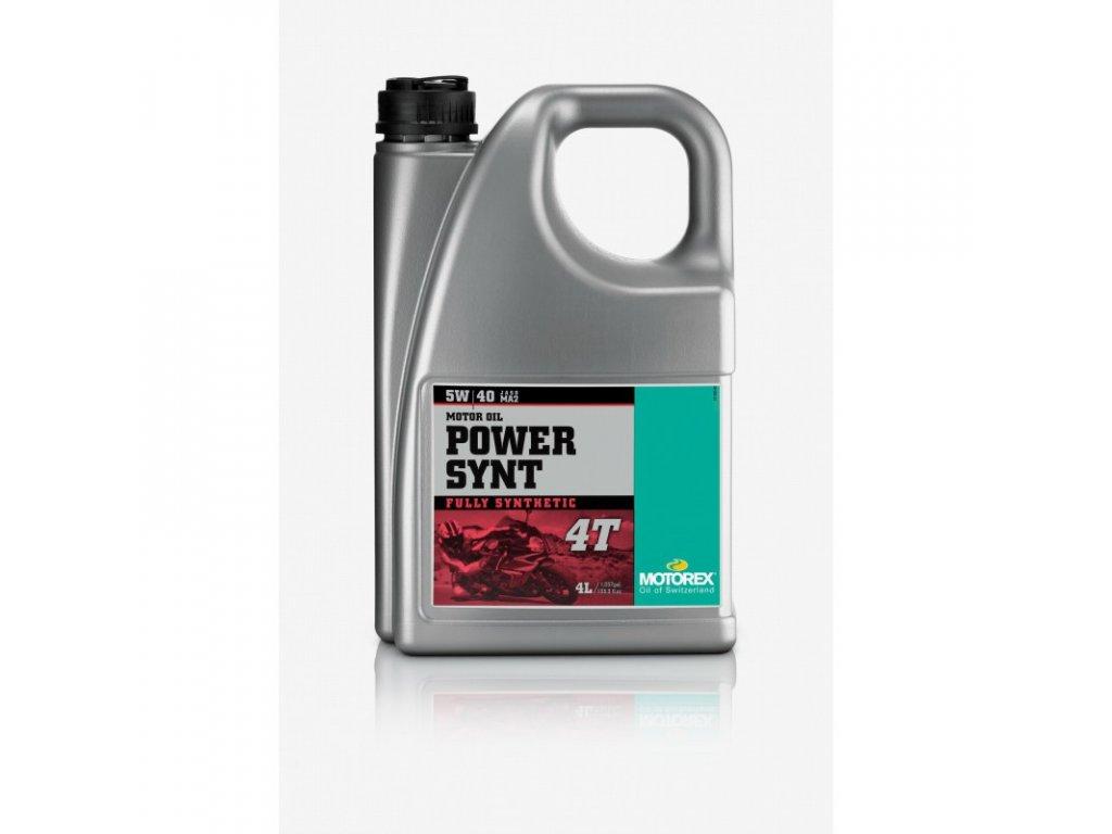 power synt 4t 5w 40