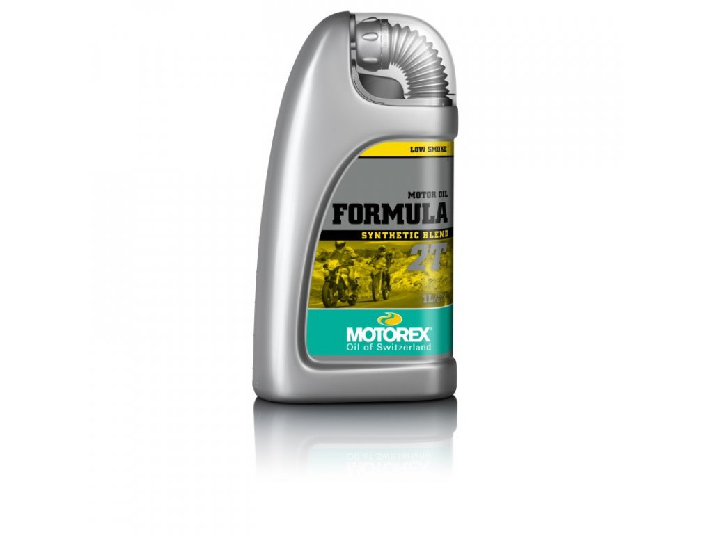 motorovy olej do benzinu motorex formula 2t 1l