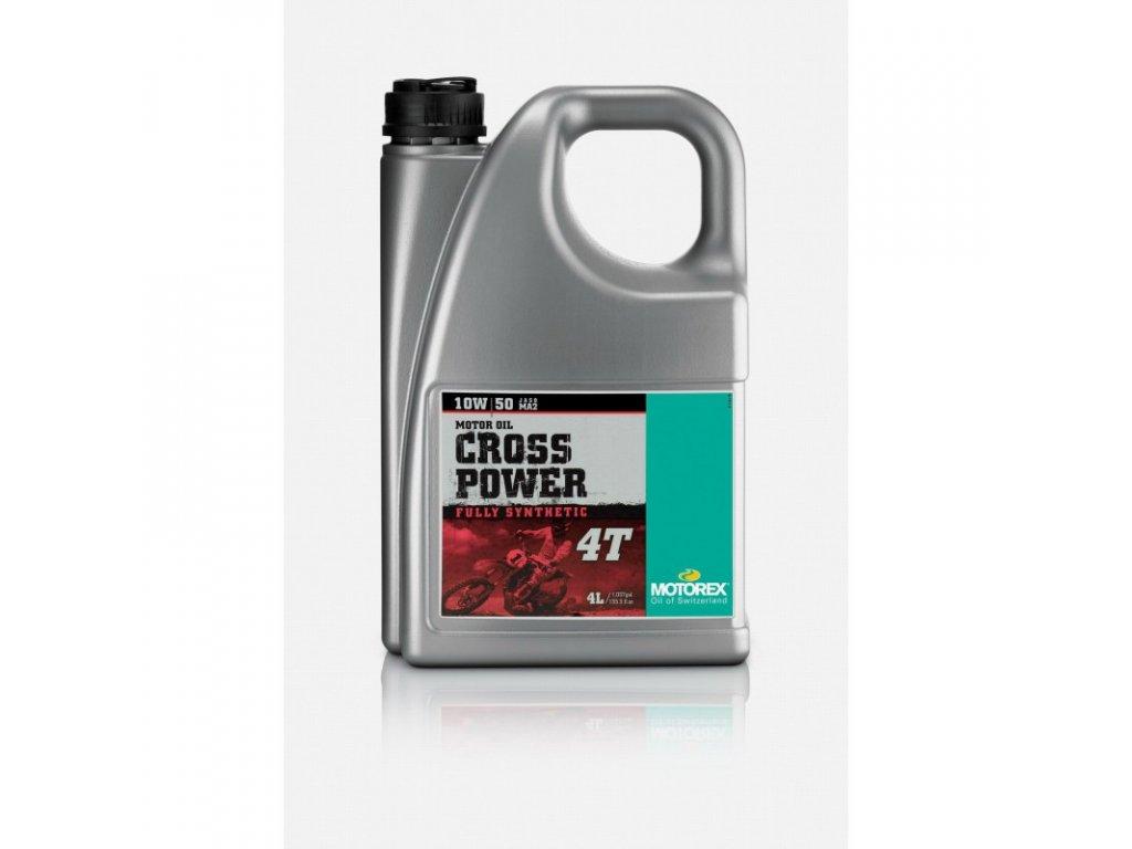 cross power 4t 10w 50