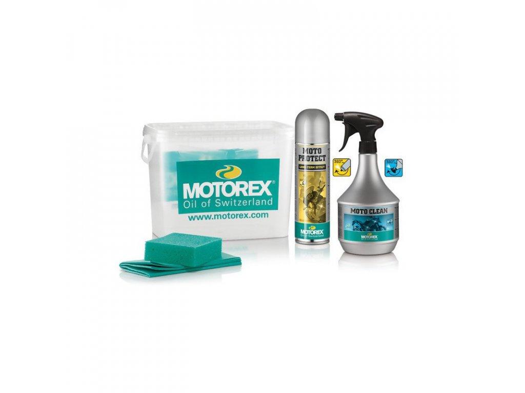 moto cleaning kit 1l