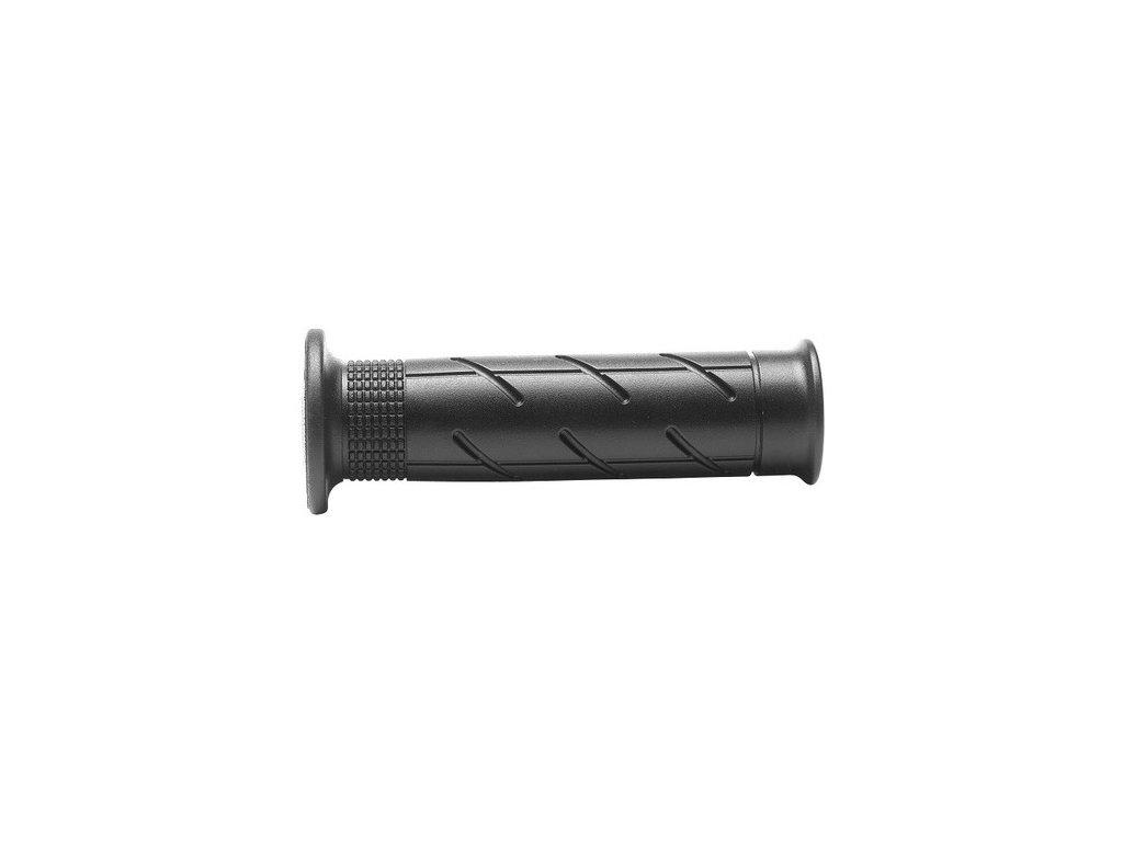 gripy OEM HONDA styl (scooter/road) délka 120 mm, DOMINO (černé)