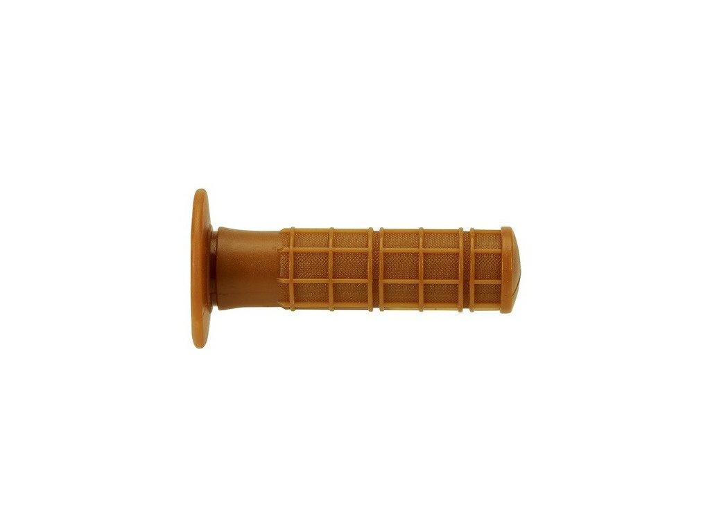 gripy 1131 (vintage) délka 120 mm, DOMINO (hnědé)