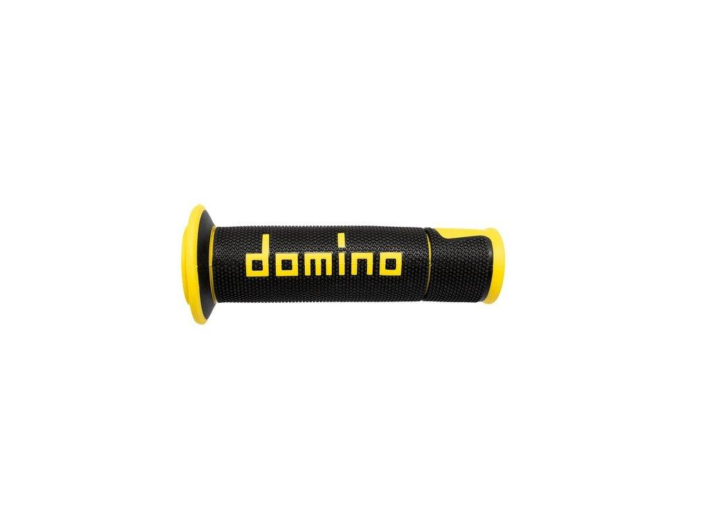 y A450 (road) délka 120 mm, DOMINO (černo-žluté)