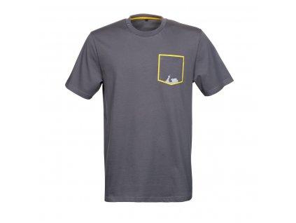 Tričko pánské Vespa - GRAPHIC šedé