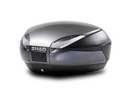 Topcase 48L černý/titanový (SHAD SH48)