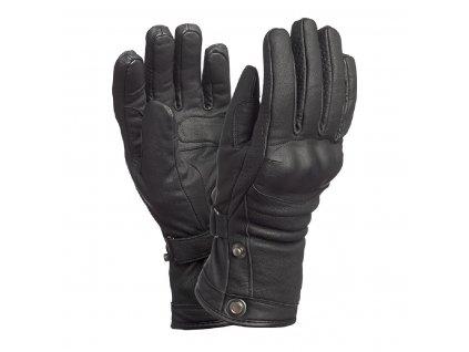 Dámské zimní rukavice TucanoUrbano - Lady Aviator, černé
