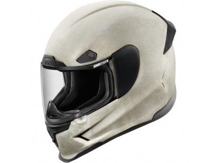 ICON Airframe Pro™ Construct Helmet - bílá