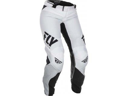 kalhoty LITE 2019, FLY RACING dámské (bílá/černá)