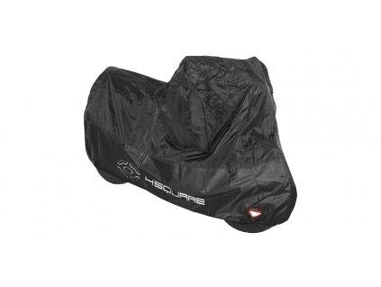 plachta na motorku, NOX/4SQUARE (černá)