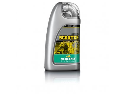 scooter 4t 10w40