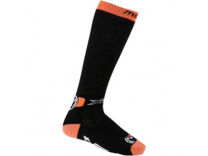 Moose Racing - XCR ™ černo/oranžové