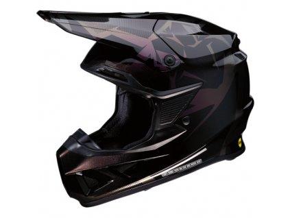 Moose Racing - FI Agroid ™ MIPS černá