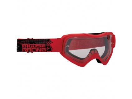 Moose Racing - Qualifier Agroid ™ červené