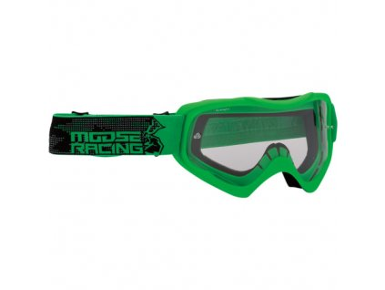 Moose Racing - Qualifier Agroid ™ zelené