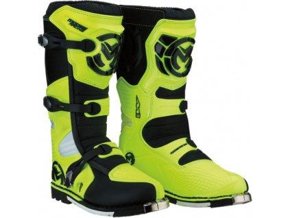 Moose Racing - M1.3™ boty - žluté