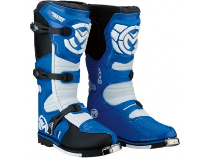 Moose Racing - M1.3™ boty - modré
