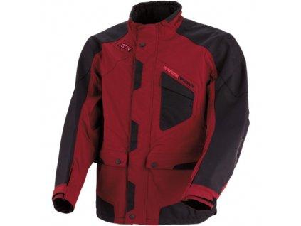 Moose Racing - Bunda XCR ™ červeno/černá