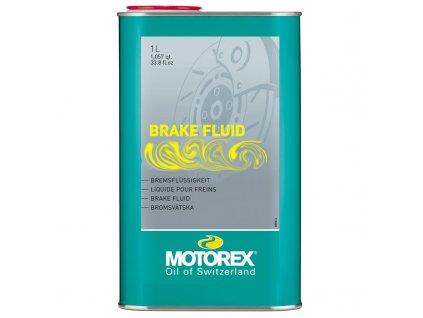 brzdova kapalina motorex brake fluid dot 51 1l