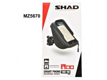 SHAD pouzdra na smartphony