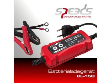 SPEEDS nabíječka baterií 12/6 V; BL150