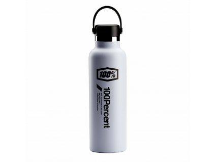 hydro láhev - Wide Mouth, 100% - USA (šedá)