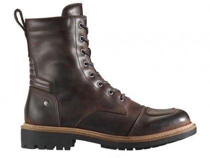 boty X-NASHVILLE, XPD (olejovaná hovězí kůže)
