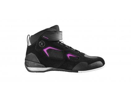 boty X-RADICAL, XPD, dámská (černá/růžová)