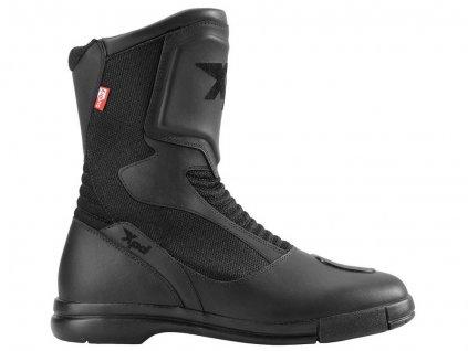 boty X-SENSE, XPD (černé)