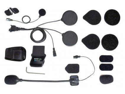 držák na přilbu s příslušenstvím pro headset SMH5 / SPH, SENA