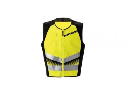 vesta HV VEST LIGHT reflexní, SPIDI (žlutá/černá)